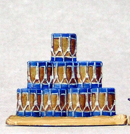 Stack of drums - Glorious Empires-Historical Miniatures