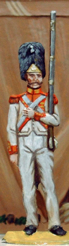grenadier, guard duty - Glorious Empires-Historical Miniatures
