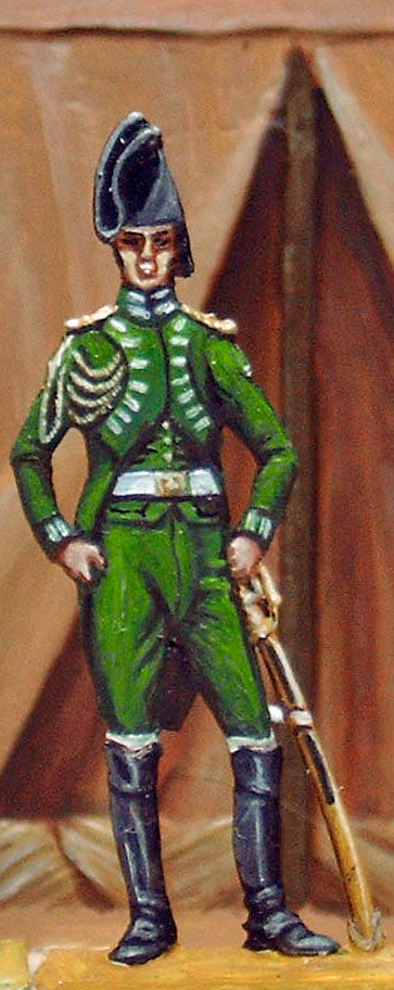 Veterinary officer - Glorious Empires-Historical Miniatures