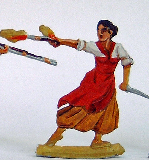 female - Glorious Empires-Historical Miniatures