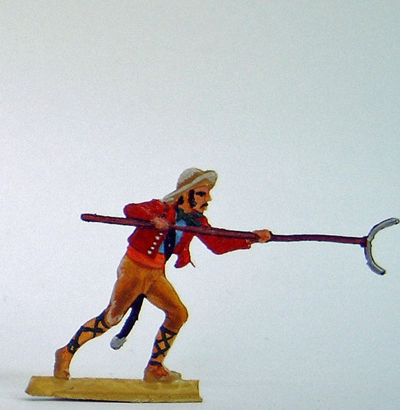 Spaniard - Glorious Empires-Historical Miniatures