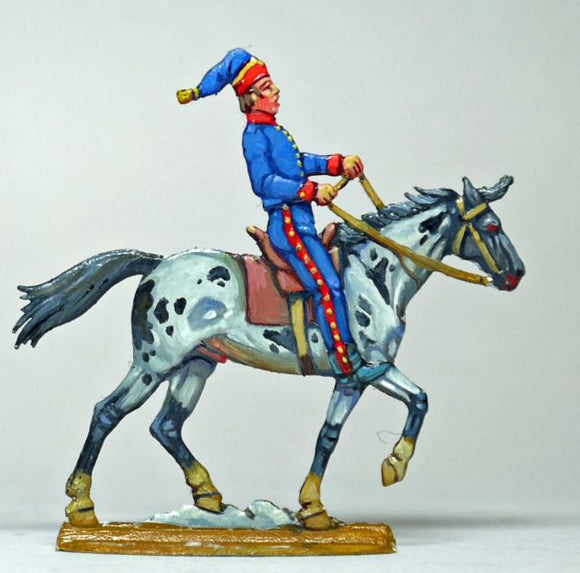 trooper with non-functioning steering wheel - Glorious Empires-Historical Miniatures