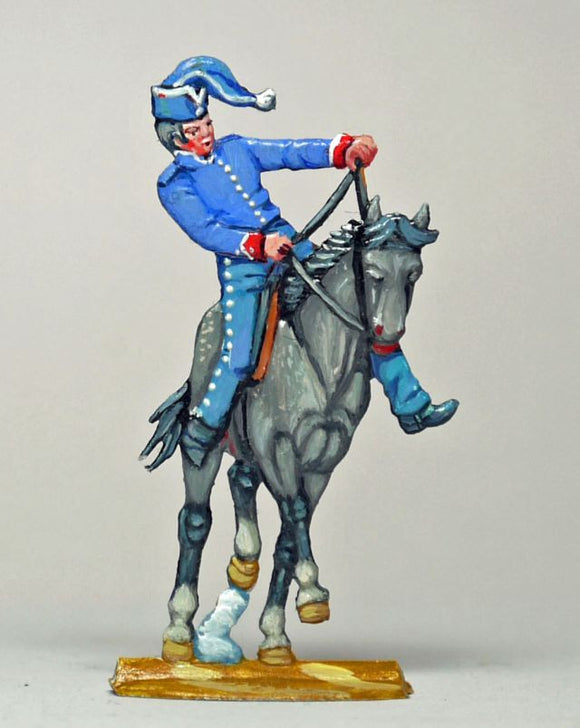 trooper, turning without roller-bars - Glorious Empires-Historical Miniatures