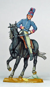 trooper, hanging a left - Glorious Empires-Historical Miniatures