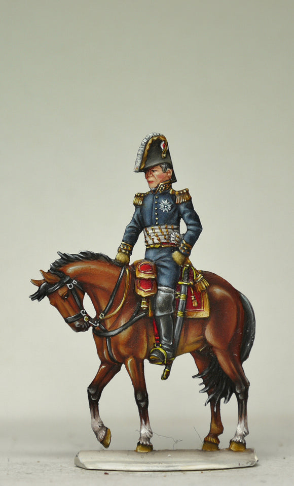 Marshal Berthier - Glorious Empires-Historical Miniatures