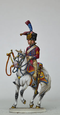 Trumpeter, Guard Chasseurs