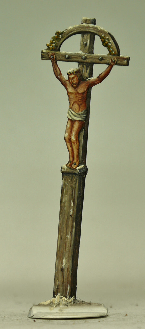 Jesus on the cross near by Eylau - Glorious Empires-Historical Miniatures