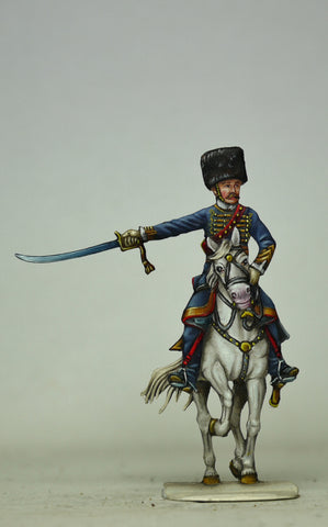 Commander of the Guard Horse artillery