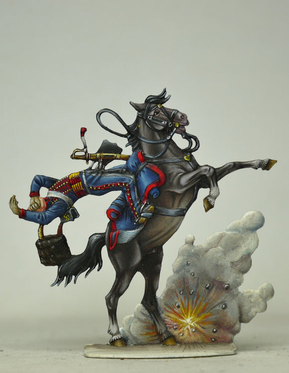 Trooper Guard Horse artillery - Glorious Empires-Historical Miniatures