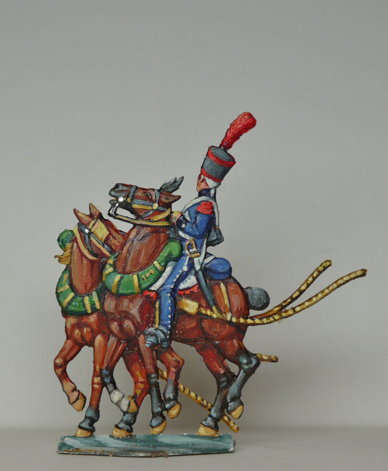 front horseteam - Glorious Empires-Historical Miniatures