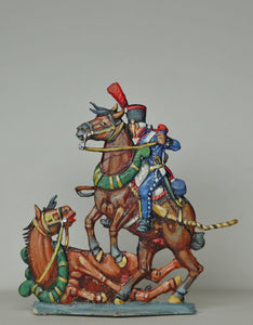 Middle horse-team - Glorious Empires-Historical Miniatures