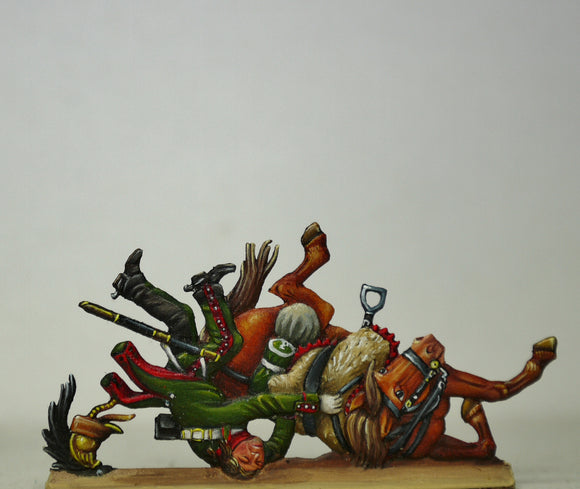 Fallen Dragoon - Glorious Empires-Historical Miniatures