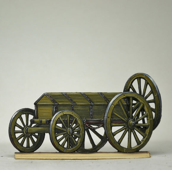 Ammo Wagon - Glorious Empires-Historical Miniatures