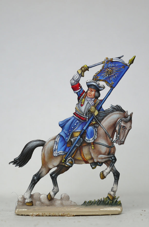 Standard-bearer - Glorious Empires-Historical Miniatures