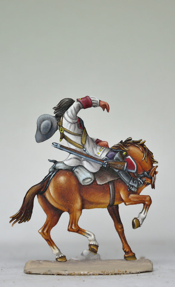 Austrian Dragoon - Glorious Empires-Historical Miniatures