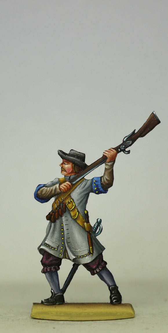 Dutch Infantry - Glorious Empires-Historical Miniatures