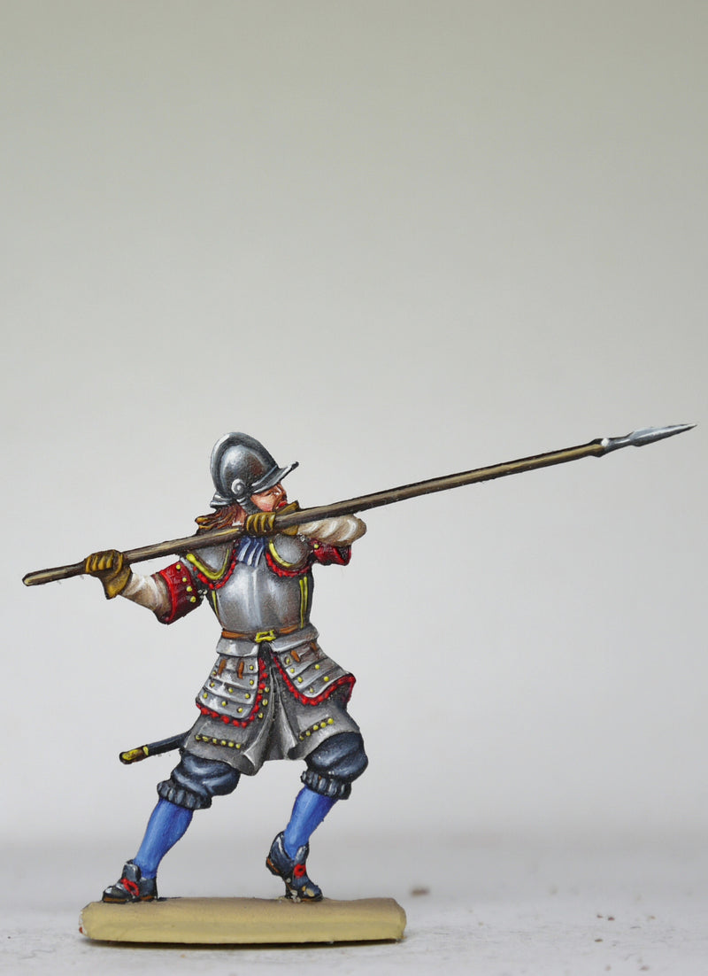 Spanish pikeman - Glorious Empires-Historical Miniatures