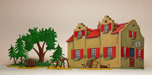 accessories to set 40.0 Maastricht - Glorious Empires-Historical Miniatures
