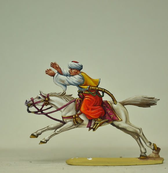 Mameluck,  fleeing in panic - Glorious Empires-Historical Miniatures