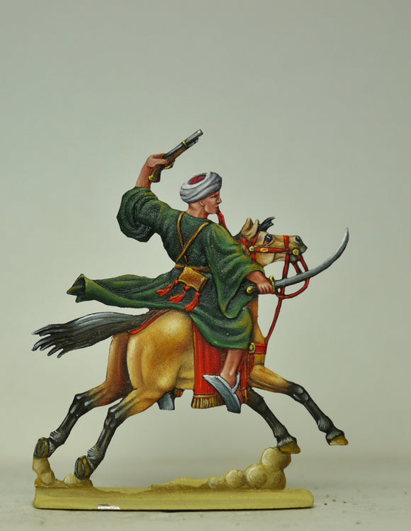 Mameluck, charging - Glorious Empires-Historical Miniatures