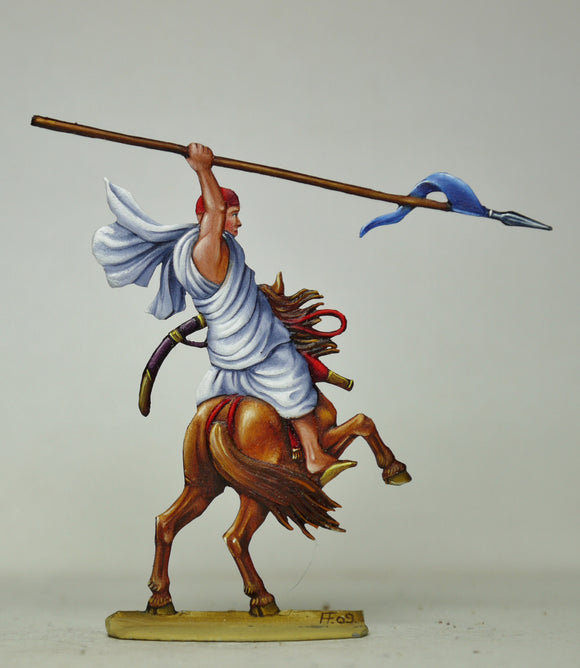 Mameluck, attacking - Glorious Empires-Historical Miniatures