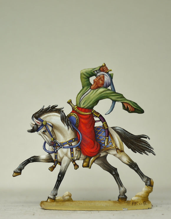 Mameluck, wounded - Glorious Empires-Historical Miniatures