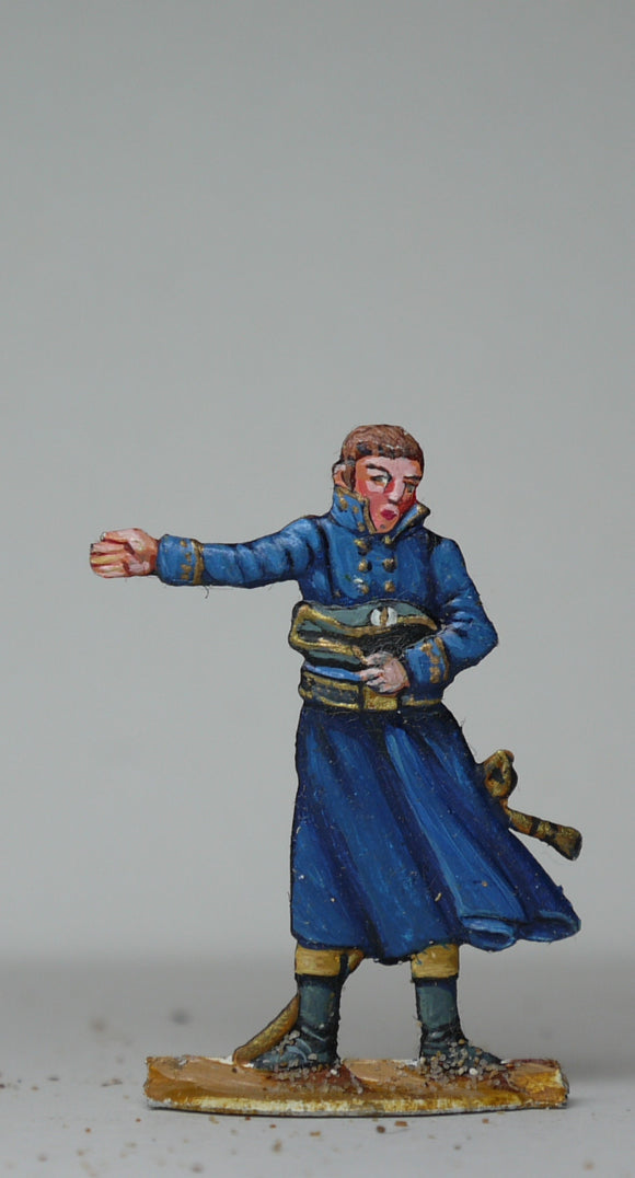 French naval officer - Glorious Empires-Historical Miniatures