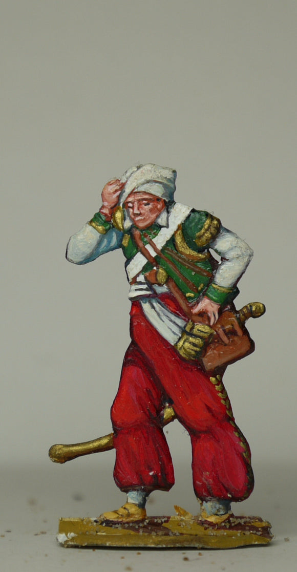 Roustan, Napoleons servant - Glorious Empires-Historical Miniatures