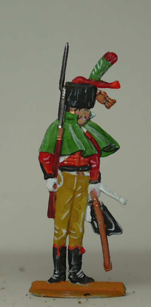 Guard Chasseur Escort duty - Glorious Empires-Historical Miniatures