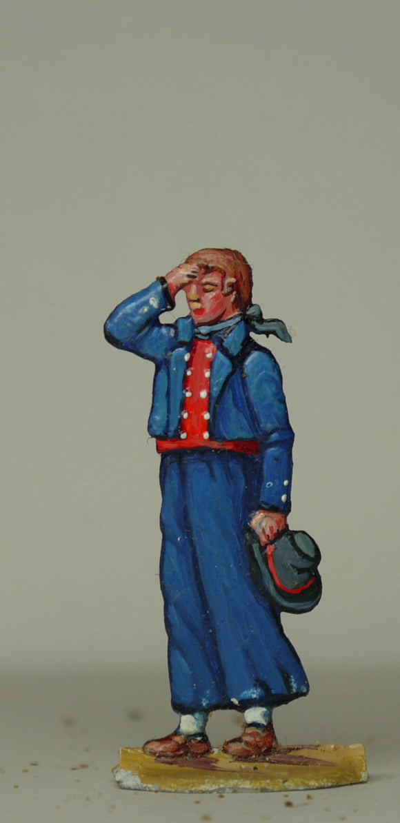 French sailor - Glorious Empires-Historical Miniatures