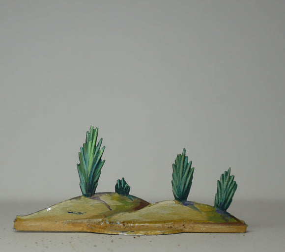 Larger dune with grass - Glorious Empires-Historical Miniatures