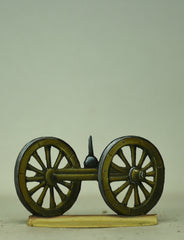 44  Guard Horse Artillery - Borodino, bringing up the guns