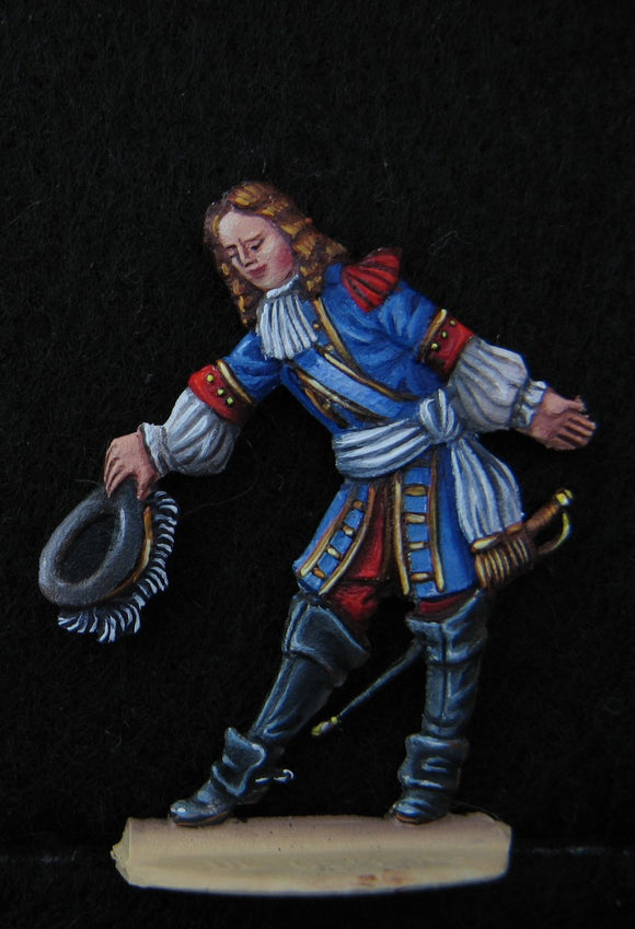 John Churchill (Duke of Marlborough) - Glorious Empires-Historical Miniatures
