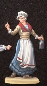 serving girl - Glorious Empires-Historical Miniatures