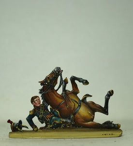 Officer, Line Horse Artillery - Glorious Empires-Historical Miniatures