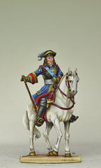 52  Louis XIV Louis and Staff officers