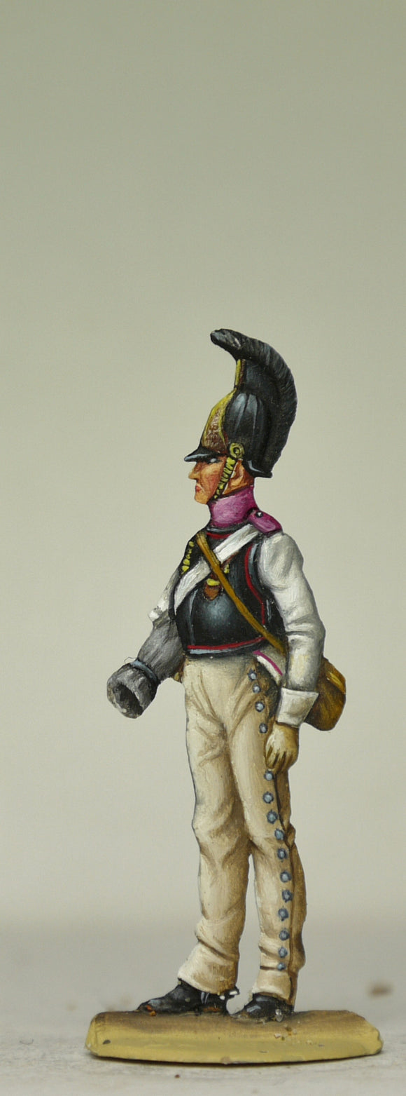 Russian cuirassier - Glorious Empires-Historical Miniatures
