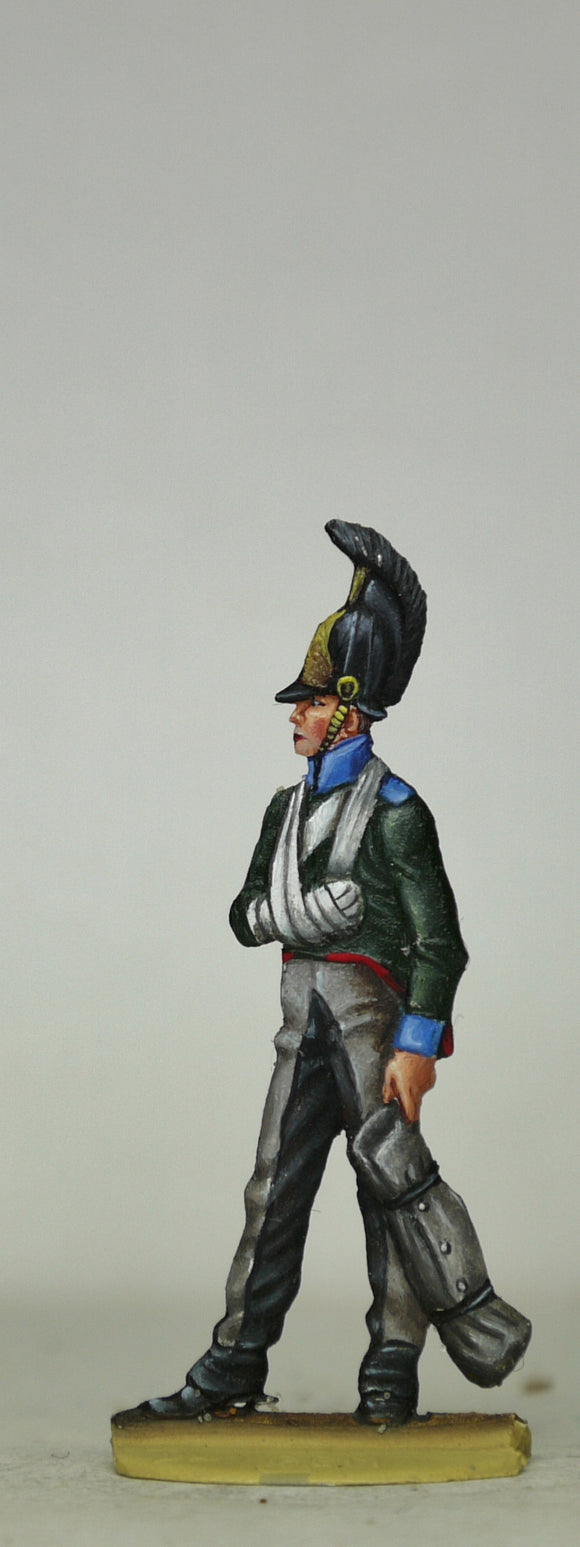 Russian dragoon - Glorious Empires-Historical Miniatures
