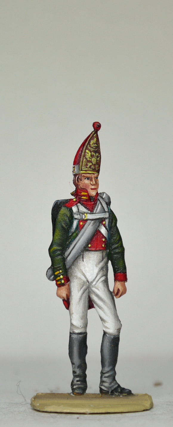 Russian Guard Grenadier - Glorious Empires-Historical Miniatures
