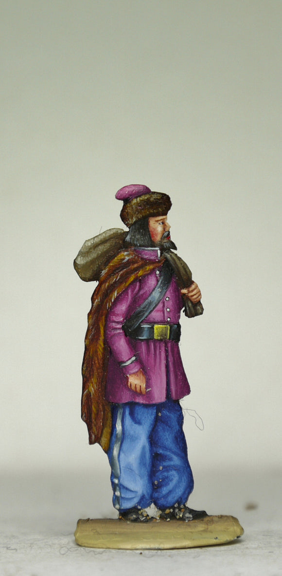 Cossack, irregular - Glorious Empires-Historical Miniatures