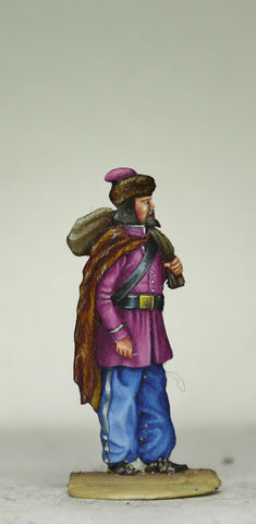 Cossack, irregular