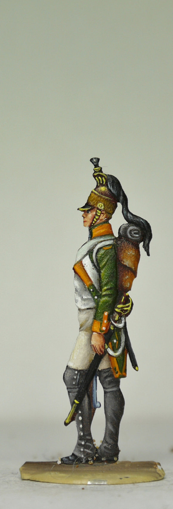 French foot dragoon - Glorious Empires-Historical Miniatures