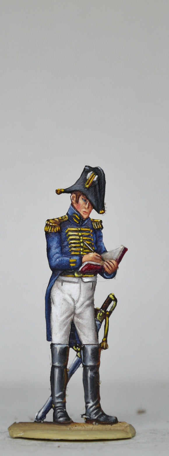 French Staff Officer - Glorious Empires-Historical Miniatures
