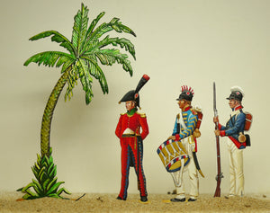 Egypt Campaign, French Infantry - Glorious Empires-Historical Miniatures