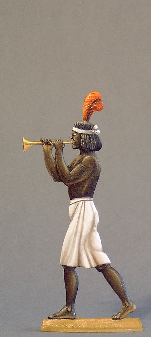 musician with trumpet - Glorious Empires-Historical Miniatures