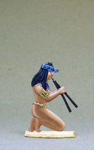 Girl playing Flute - Glorious Empires-Historical Miniatures