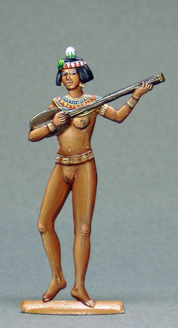 Serving Girl Playing String Instrument - Glorious Empires-Historical Miniatures