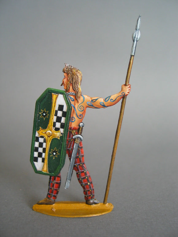 Gaul Warrior - Glorious Empires-Historical Miniatures