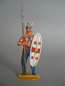 Teuton Warrior - Glorious Empires-Historical Miniatures