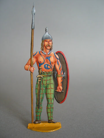 Teuton Warrior